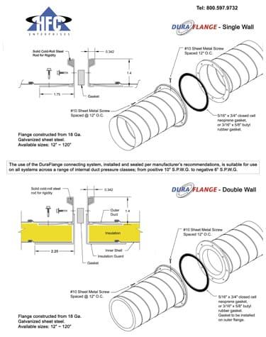HFC Spec Sheet
